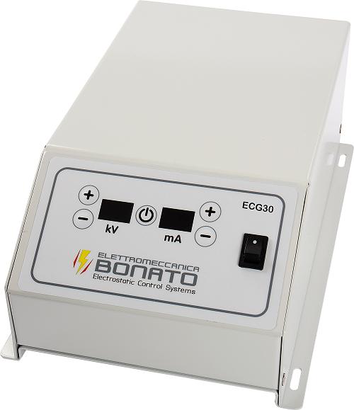generatore di carica elettrostatica ecg30 foto1
