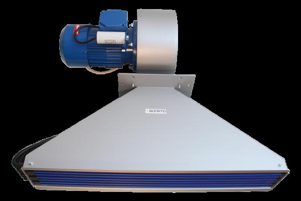 soffione ionizzante ib-600 foto2