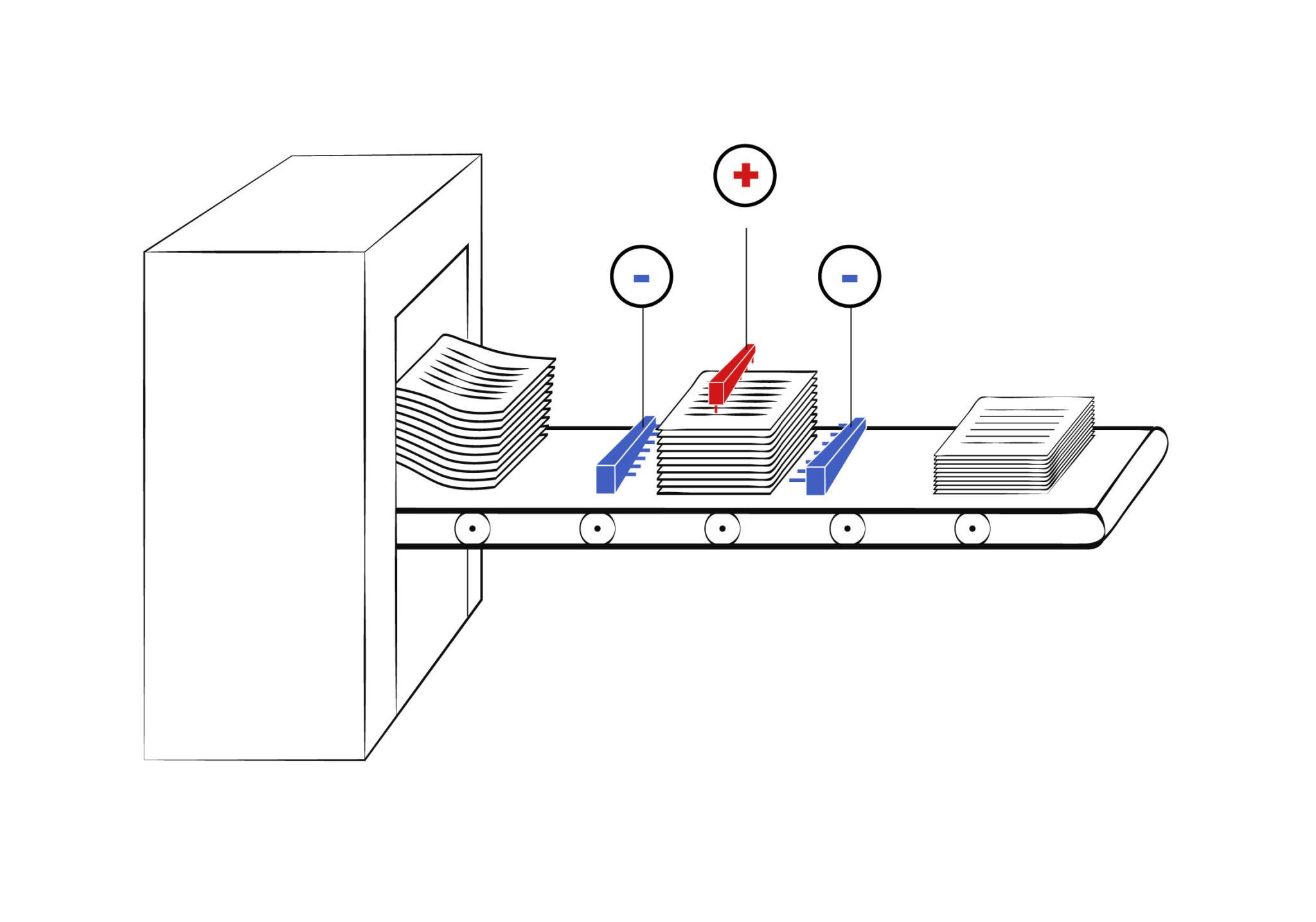 elettromeccanica bonato compattamento riviste - packaging