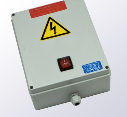 power supply be1-2-3-4q